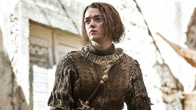 """Arya in der 8. Staffel """"Game Of Thrones"""": Bleibt sie als einzige am Leben?"""