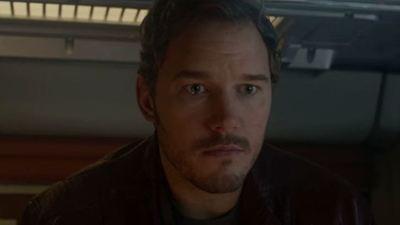 """Chris Pratt stimmt wütenden Fans zu: Star-Lord hat in """"Avengers 3"""" echt Scheiße gebaut!"""