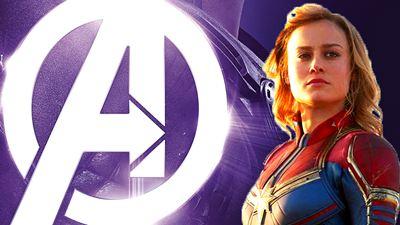 """Captain Marvel in """"Avengers 4"""": Darum ist die übermächtige Heldin ein Problem fürs MCU"""