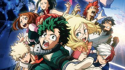 "Kommt bald kurz ins Kino: Trailer zum Superhelden-Anime ""My Hero Academia: Two Heroes"""