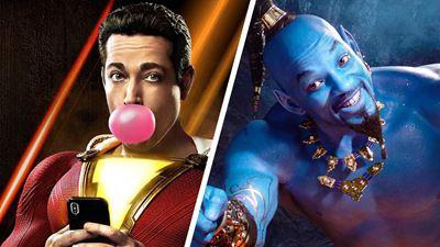 """So macht sich der """"Shazam!""""-Regisseur über Disneys """"Aladdin"""" lustig"""