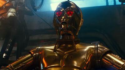 """Neues """"Star Wars 9""""-Bild: Dieser knuffige Typ wird C-3PO hacken!"""