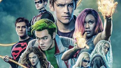 """Tolle Nachrichten für """"Titans""""-Fans: So bald schon kommt die 2. Staffel zu Netflix"""