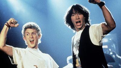 """""""Bill & Ted 3"""": Erste Bilder von Keanu Reeves' Rückkehr zum 80er-Kult"""