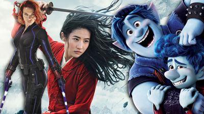 """Marvels """"Eternals"""", """"Mulan"""", """"New Mutants"""" und mehr: Disney feiert seine Filme 2020 mit wunderschönen Postern"""