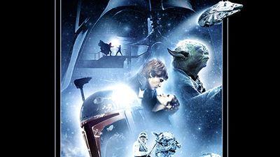"""""""Star Wars""""-Neuauflagen fürs Heimkino: Neue Cover, bessere Qualität – und erstmals in 4K!"""