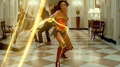 """Die Heldin schwingt das Lasso: Neue Bilder zu """"Wonder Woman 1984"""""""