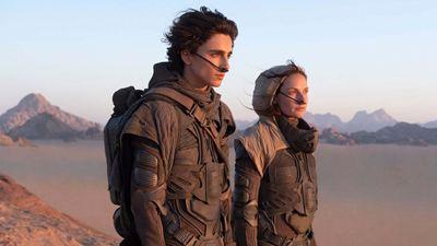 """Neue Bilder zu """"Dune"""" geben ersten Eindruck von den Sandwürmern und Jason Momoa in Aktion"""