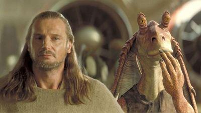 """20 Jahre später: Liam Neeson verrät, was er von """"Star Wars: Episode 1"""" und Jar Jar Binks hält"""