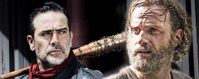 """Der Krieg gegen Negan fordert ein Opfer: Die 10 denkwürdigsten Momente aus dem Mid-Season-Finale von """"The Walking Dead"""""""