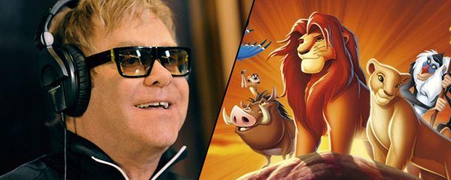 """""""Der König der Löwen""""-Realverfilmung: Elton John und Beyoncé schreiben neuen Song"""