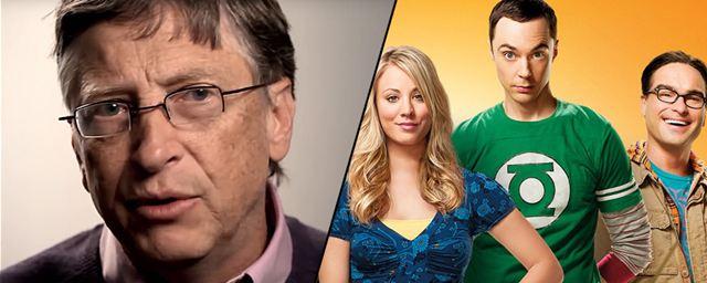 """""""The Big Bang Theory"""": Microsoft-Gründer Bill Gates als Gaststar in Staffel 11"""