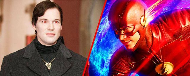 """Neues Bild zu """"The Flash"""": """"Twilight""""-Vampir als Bösewicht Gridlock"""