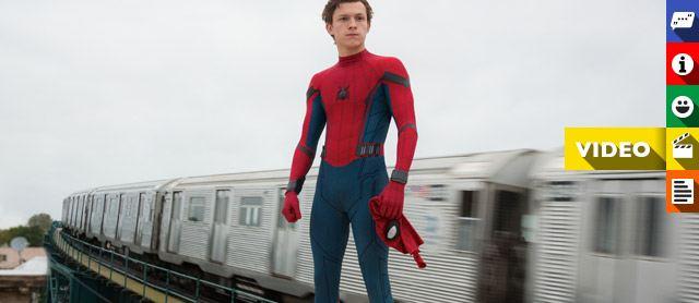 """""""Spider-Man: Homecoming"""": Fakten & Easter Egg"""