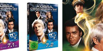 Kobra, übernehmen Sie!: Die 7. Staffel auf DVD