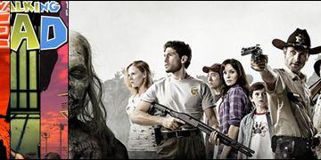 """Die Charaktere aus """"Walking Dead"""": Vom Comic zur Serie"""