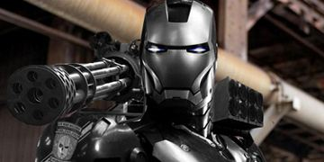 """War Machine"":  Spin-off zu ""Iron Man"" in Arbeit"