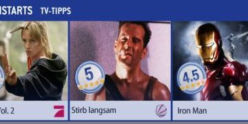 Die FILMSTARTS-TV-Tipps (23. bis 29. Dezember)