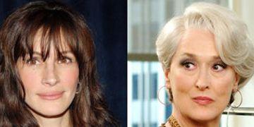"""Meryl Streep und Julia Roberts zusammen in Broadway-Verfilmung """"August: Osage County"""""""