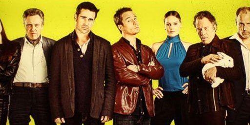 """Erster Trailer zu """"Seven Psychopaths"""" mit Colin Farrell und Christopher Walken"""