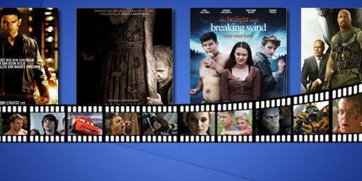 Das FILMSTARTS-Trailer-O-Meter - KW 44/2012