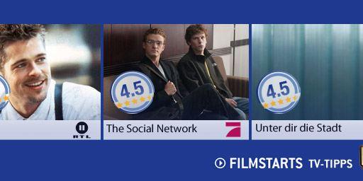 Die FILMSTARTS-TV-Tipps (9. bis 15. November)