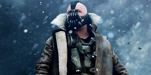 """Concept-Art zu """"The Dark Knight Rises"""": Bane im Sadomaso- und Wrestling-Look"""