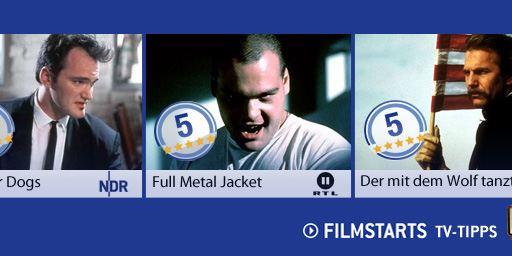 Die FILMSTARTS-TV-Tipps (30. November bis 6. Dezember)
