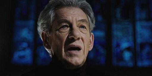 """""""X-Men: Erste Entscheidung 2"""": Ian McKellen spricht über die Rückkehr zur Fortsetzung"""