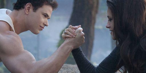 """Die Goldene Himbeere: Finaler """"Twilight""""-Film in allen Kategorien nominiert"""