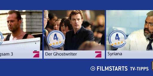 Die FILMSTARTS-TV-Tipps (11. bis 17. Januar 2013)