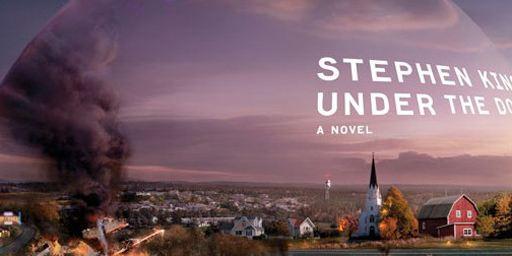 """Super-Bowl-Teaser zu """"Under the Dome"""" von Stephen King und Steven Spielberg"""