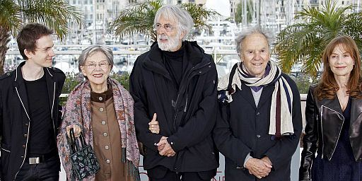 "Césars 2013: Michael Hanekes ""Liebe"" großer Gewinner des Abends"