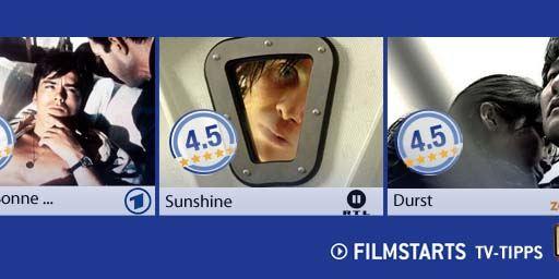 Die FILMSTARTS-TV-Tipps (15. bis 21. März 2013)