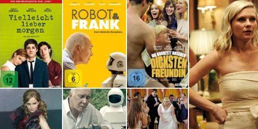 Die FILMSTARTS-DVD-Tipps (17. bis 23. März 2013)