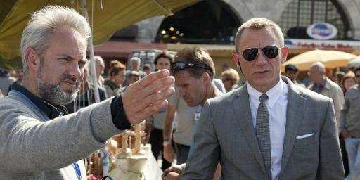 """""""James Bond 007""""-Produzenten werden """"Skyfall""""-Regisseur Sam Mendes auf jeden Fall zurückholen"""