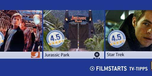 Die FILMSTARTS-TV-Tipps (3. bis 9. Mai 2013)