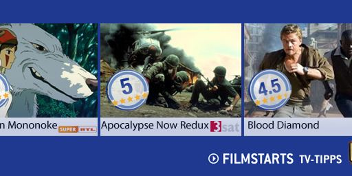 Die FILMSTARTS-TV-Tipps (24. bis 30. Mai 2013)
