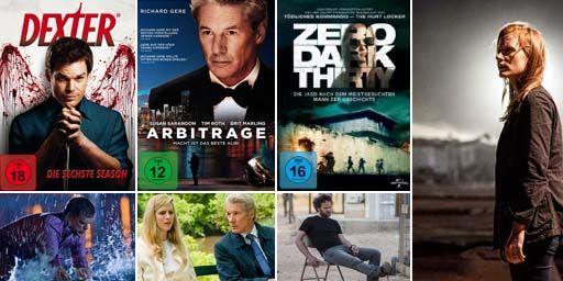 Die FILMSTARTS-DVD-Tipps (2. bis 8. Juni 2013)