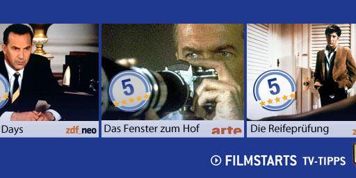 Die FILMSTARTS-TV-Tipps (14. bis 20. Juni 2013)