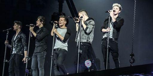 """One Direction: This is Us"" singt die Konkurrenz in den US-Kino-Charts an die Wand"