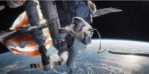 """""""Gravity"""": Astrophysiker Neil deGrasse Tyson findet Logiklöcher in Alfonso Cuaróns Weltraumthriller-Meisterwerk"""