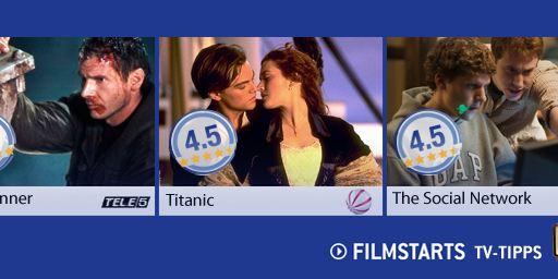 Die FILMSTARTS-TV-Tipps (11. bis 17. Oktober 2013)