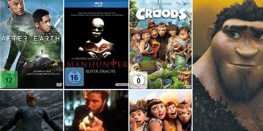 Die FILMSTARTS-DVD-Tipps (13. bis 19. Oktober 2013)