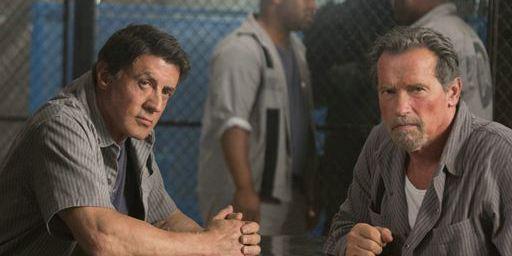 """Sylvester Stallone über Arnold Schwarzenegger: """"Wir konnten uns wirklich nicht ausstehen!"""""""