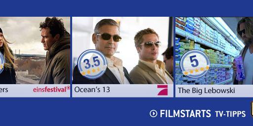 Die FILMSTARTS-TV-Tipps (1. bis 7. November 2013)