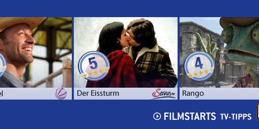 Die FILMSTARTS-TV-Tipps (6. bis 12. Dezember 2013)