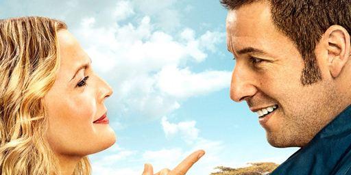 """Ungewollt zusammen im Chaos-Urlaub: Erster Trailer zu """"Blended"""" mit Adam Sandler und Drew Barrymore"""