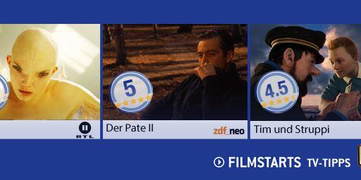 Die FILMSTARTS-TV-Tipps (10. bis 16. Januar 2014)
