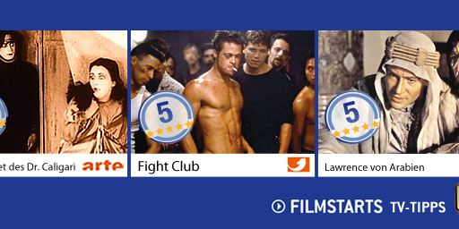 Die FILMSTARTS-TV-Tipps (7. bis 13. Februar 2014)